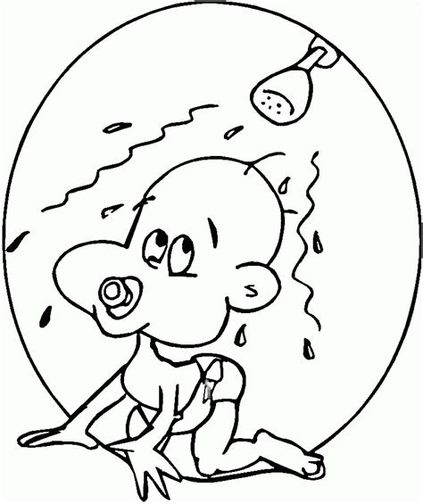 baby shower coloring online super coloring coloring home