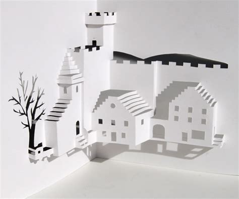 pop up card house templates free square pop up card you can make yourself