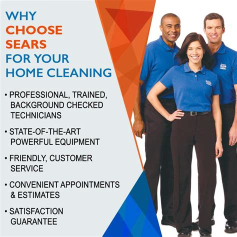 Sears Background Check Process Sears Carpet Cleaning Air Duct Cleaning In Orlando Fl