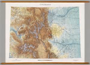 colorado physical map moving from light brown to green suckas metafilter
