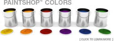 how to choose paint colors have public impact apps