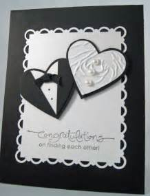 simple wedding card to make southern inkerbelles refresher course on the scallop trim
