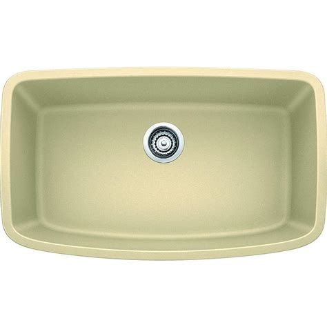 composite kitchen sinks undermount blanco valea undermount granite composite 32 in