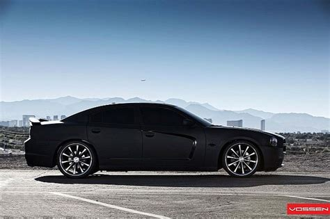 Biola 34 Cavaliers Cv1 34 dodge charger matte black wrap vossen wheels cars i m feeling right now