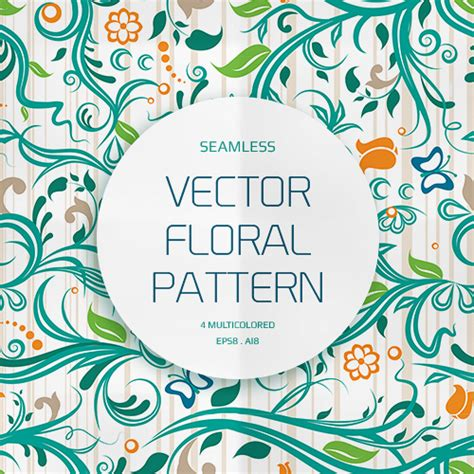 Seamless Pattern Maker Software Free | you can download this seamless floral pattern here
