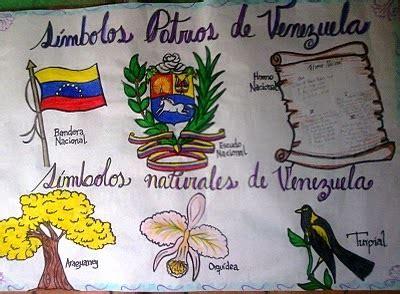 imagenes simbolos patrios naturales venezuela s 237 mbolos patrios y naturales