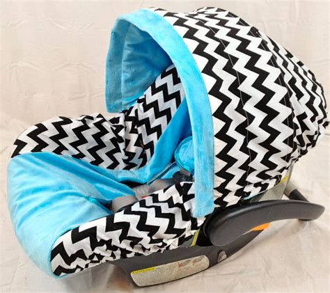 toddler booster car seat covers chevron infant seat cover baby car seat by ritzybabyoriginal
