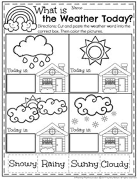 weather patterns worksheet pdf march preschool worksheets planning playtime