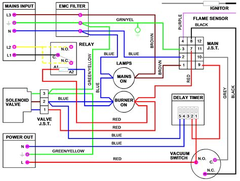 voltage free contact wiring diagram gooddy org