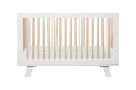 hudson 3 in 1 convertible crib babyletto hudson 3 in 1 convertible crib white and