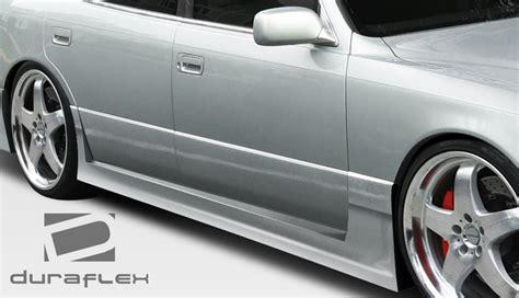 overstock com floor ls 1995 2000 lexus ls series ls400 duraflex vip door caps 4