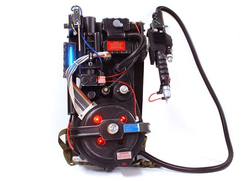 Proton Pack by Newbie S Proton Pack Ghostbusters Fans