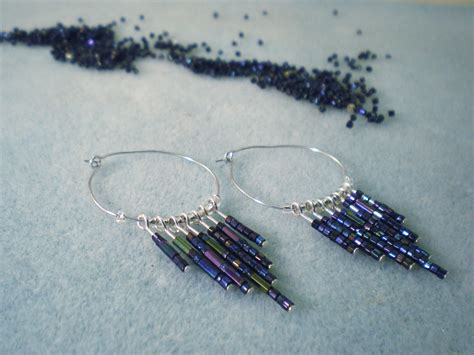 bead earrings how to make 15 diy seed bead earring patterns guide patterns