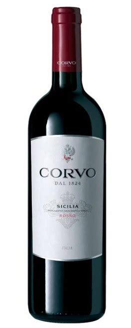 light sicilian red wine corvo red wine