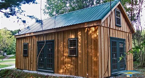 Metal Frame Homes Floor Plans by Pine Board Amp Batten Garages Rustic Garages Horizon