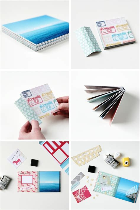 How To Make A Diy Diy Instagram Mini Album Gathering