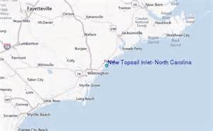new topsail inlet carolina tide station location guide