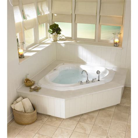 48 tubs small bathrooms 48 corner tub corner bath bathroom large bathroom large