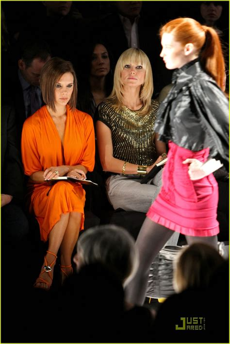Project Runways Newest Judge Posh by Beckham Is A Project Runway Judge Photo 917541