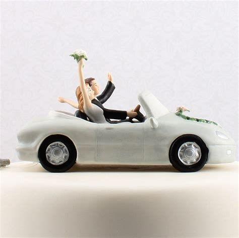 Wedding Car Song by Car Cake Toppers Disney Cars Deluxe Cake Toppers