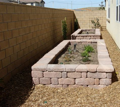 planter wall blocks 301 moved permanently