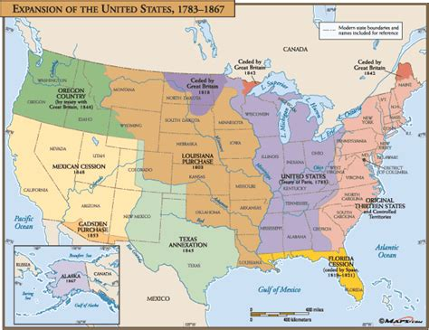 map of the united states in 1783 u s territories in 1783 images