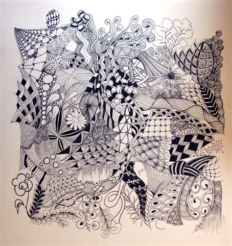 zentangle pattern blog zentangle happy valentine s day