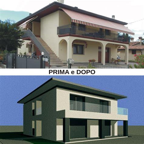 ristrutturate prima e dopo stunning restyling estetico ed energetico di edificio anni