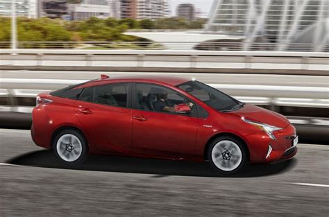 Cost Of Toyota Prius 2016 Toyota Prius To Cost From 163 23 295 Autocar