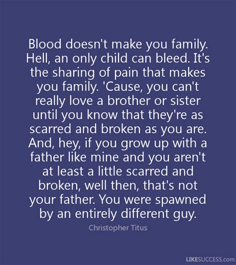 What Can Cause You To Blood In Your Stool by Blood Doesn T Make You Family Hell An By Christopher
