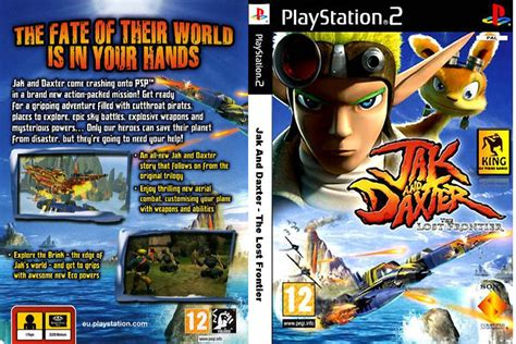 emuparadise jak and daxter jak and daxter the lost frontier usa en fr es iso