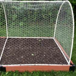 Gardening Cover 45 Best Images About Raised Garden Covering On