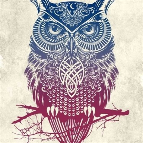 owl henna tattoo tumblr 10 best images about back grounds on tribal