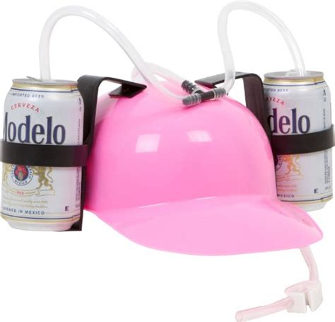 Hat Drinker And Soda Guzzler Helmet Olb2020 island dogs thinking cap sales up