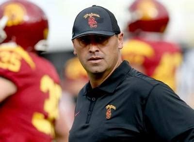 usc coach steve sarkisian called not healthy placed on usc football coach placed on indefinite one news page