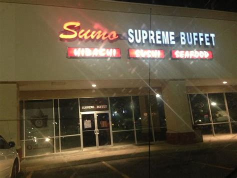 sumo supreme buffet shreveport restaurant reviews
