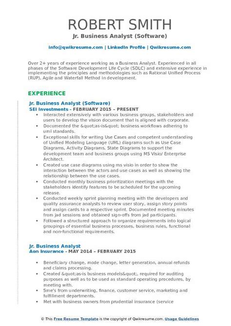Agile Business Analyst Resume by Agile Business Analyst Resume Agile Resume Mycvfactory