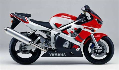 Motorrad News 6 2000 by Yamaha R6 1998 2003 Review Mcn