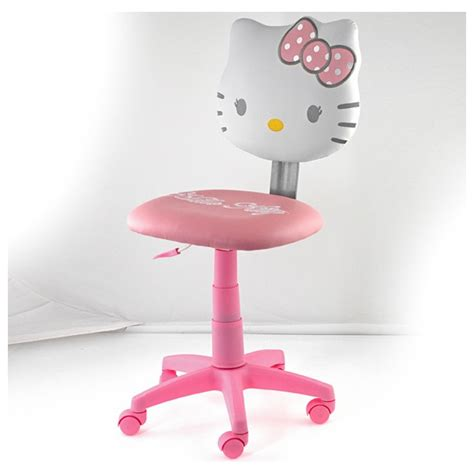 silla de escritorio  kitty