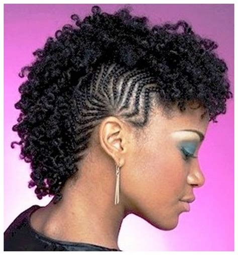 different types of mohawk braids hairstyles scouting for three pictures of natural mohawk hairstyles for black