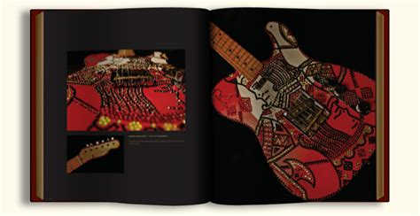 Guitar Coffee Table Book Rock Your Coffee Table