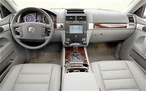 2004 Volkswagen Touareg Interior 2004 volkswagen touareg suv interior 58287 photo 9