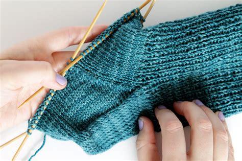 gusset sock knitting knit along day 4 the gusset
