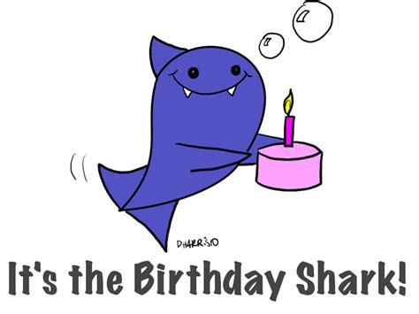 Shark Birthday Card Birthday Card Funny Shark Birthday Card Invitations Ideas