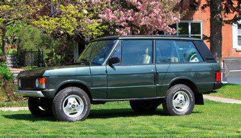1979 range rover classic bring a trailer