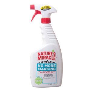 Natures Miracle No More Marking Stain Odor Remover 709ml nature s miracle no more marking pet stain odor remover repellent stain urine