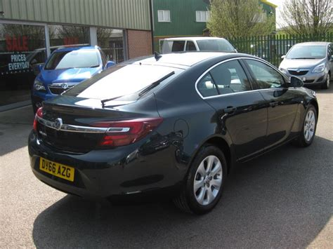 vauxhall green used emerald green metallic vauxhall insignia for sale