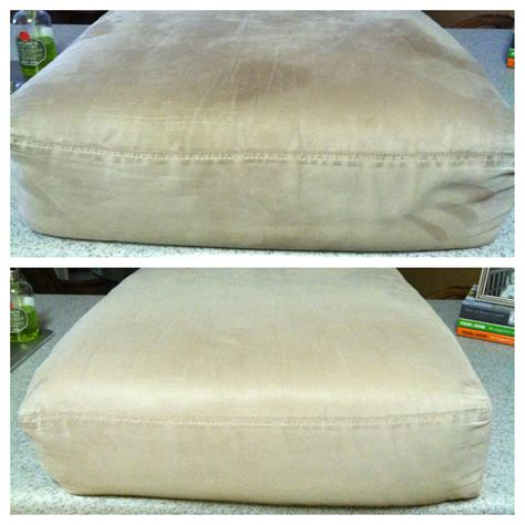 can you clean a microfiber couch with a carpet cleaner decided to clean my microfiber couch cushions today found