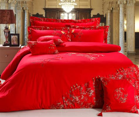 red king comforter set 8pc 9pc 10pc wedding bedding set jacquard cotton satin