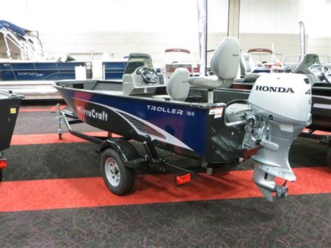 aluminum boats for sale kingston mirrocraft 165 sc outfitter 2017 new boat for sale in